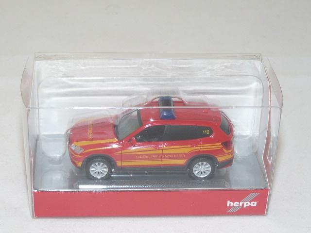 Herpa 093583 Mercedes-Benz C Klasse T Modell Feuerwehr Bremen Scale 1 87 NEU OVP Miniatuurvoertuigen