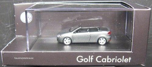 H VW Golf united grey