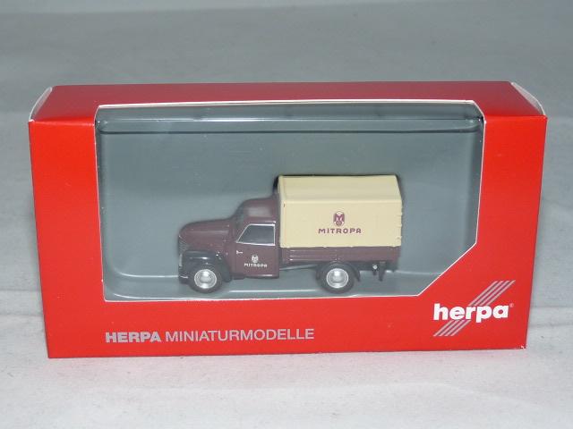 1//87 Herpa FRAMO 901//2 Plane Mitropa 093774