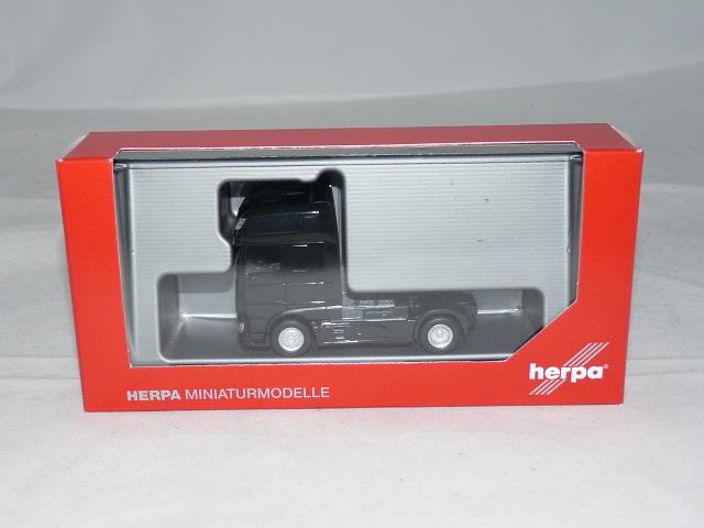 1//87 Herpa DAF XF Euro 6 SSC Zugmaschine Facelift schwarz 309103