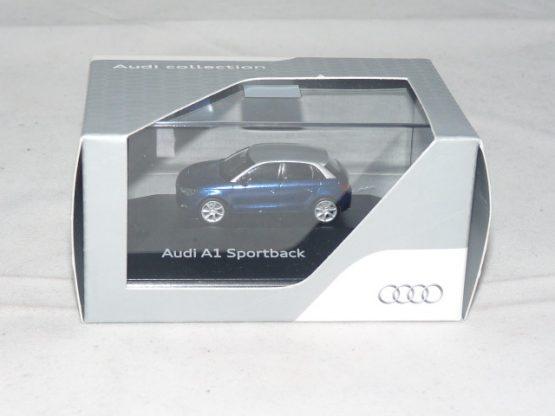 H Audi A1 Sportback - blau