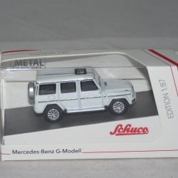 Schuco 26419-1//87 Mercedes-Benz Unimog U406 Neu hellgrün
