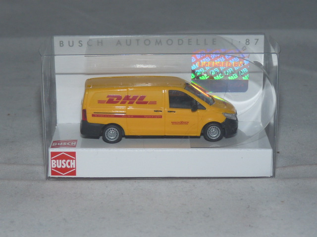 Busch H0 41420 Mercedes 170V Limousine Postfahrzeug NEU /& OVP